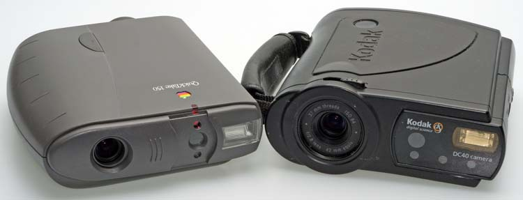 Photographie numérique 1995-2006: un rare cas de véritable révolution.